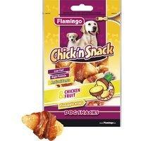 Snacks Karlie Flamingo Chick'n Snack Ananas Wrap
