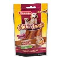 Snacks Karlie Flamingo Chick'n Snack Chicken & Rawhide