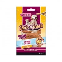 Snacks Karlie Flamingo Chick'n Snack Drumsticks Chicken & Calcium