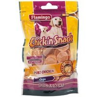 Snacks Karlie Flamingo Chick'n Snack pure chicken Chips