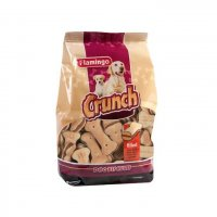 Snacks Karlie Flamingo Crunch Dog Biscuits