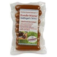 Snacks Keksdieb Hunde-Wiener Geflügel