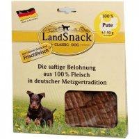 Snacks LandFleisch LandSnack Classic Dog Pute