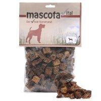 Snacks mascota vital Pferde-Lungenwürfel