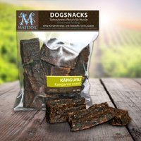 Snacks MATDOX Dognsacks Big-Pack Känguru Magerfleisch