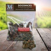 Snacks MATDOX Dogsnacks Big-Pack Hähnchenmägen