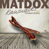 Snacks MATDOX Premium Rindersticks