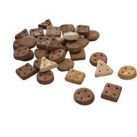 Snacks Mera Hundekekse - Varianten Mix - 4 cm