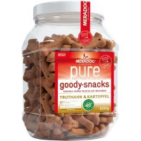 Snacks Mera Pure Goody Snacks - Truthahn & Kartoffel