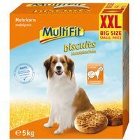 Snacks MultiFit Biscuits Mehrkorn