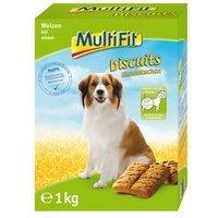 Snacks MultiFit Biscuits Weizen