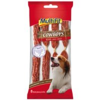 Snacks MultiFit Cowboys Würstchenketten Rind
