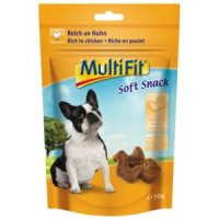 Snacks MultiFit Soft Snack Huhn