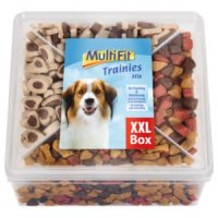 Snacks MultiFit Trainies XXL Box