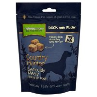 Snacks Natures Menu Country Hunter Duck with Plum