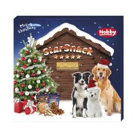 Snacks Nobby StarSnack Barbecue Adventskalender Hund