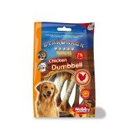 "Snacks Nobby Starsnack Barbecue ""Chicken Dumbell"""