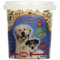 Snacks Nobby StarSnack Duo Bones Lamb & Rice