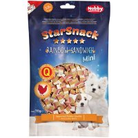 Snacks Nobby StarSnack Rainbow Sandwich Mini