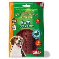 Snacks Nobby StarSnack Soft Duck Fillet