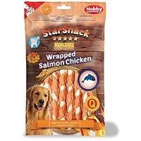 Snacks Nobby StarSnack Wrapped Salmon Chicken