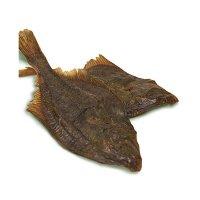 Snacks Original-Leckerlies Flundern - ganzer Fisch (20-25 cm) getrocknet