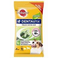 Snacks Pedigree Dentastix Fresh für junge und kleine Hunde