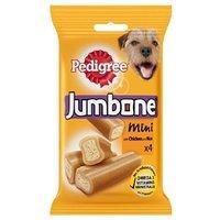 Snacks Pedigree Jumbone Huhn & Reis für kleine Hunde