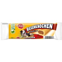 Snacks Pedigree Riesenknochen Medium mit Rind