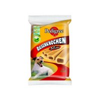 Snacks Pedigree Riesenknochen Mini mit Rind