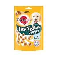Snacks Pedigree Tasty Bites Puppy Chicken