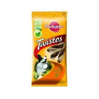 Snacks Pedigree Twistos mit Huhn