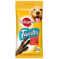 Snacks Pedigree Twistos mit Rind