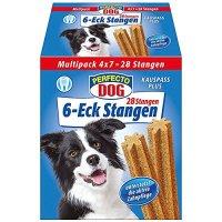 Snacks Perfecto Dog 6-Eck Stangen