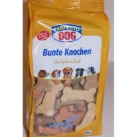 Snacks Perfecto Dog Bunte Knochen