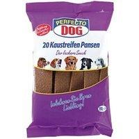 Snacks Perfecto Dog Kaustreifen - Pansen