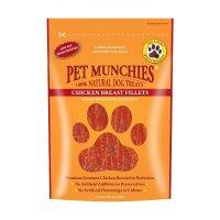 Snacks Pet Munchies Chicken Fillets