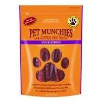 Snacks Pet Munchies Duck Strips