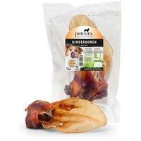 Snacks Petcura Fleischige Premium Rinderohren