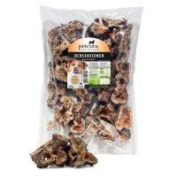 Snacks Petcura Ochsenziemerfleischstücke