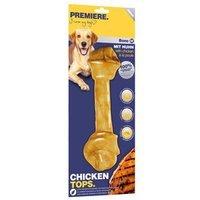 Snacks Premiere Chicken Tops Bone Kauknochen M