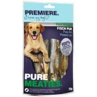 Snacks Premiere Pure Meaties Fisch pur
