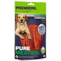 Snacks Premiere Pure Meaties Kaninchen