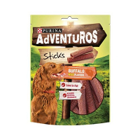 Snacks Purina Adventuros Sticks Büffelgeschmack