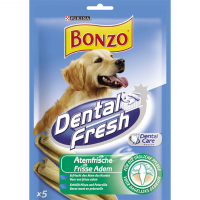 Snacks Purina Bonzo Dental Fresh Atemfrische