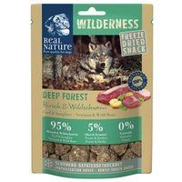 Snacks Real Nature Wilderness Gefriergetrockneter Snack Deep Forest