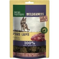 Snacks Real Nature Wilderness Meat Snack Pure Lamb Lamm