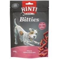 Snacks RINTI Extra Bitties mit Karotte & Spinat