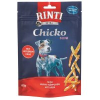 Snacks RINTI Extra Chicko Mini Huhn & Käse