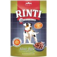 Snacks RINTI Extra Mini-Bits Ente mit Ananas & Kiwi